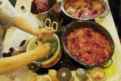 Dye party March 2009