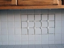 Kitchen tile job 5